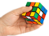 Алгоритм Бога — сборка кубика за 20 ходов